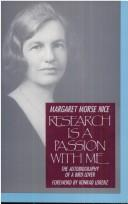 Research Is a Passion With Me by Speirs
