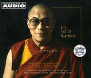 Cover of: The Art Of Happiness by 14th Dalai Lama
