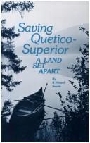 Saving Quetico-Superior PDF