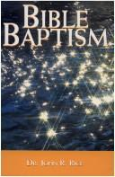 Bible Baptism PDF