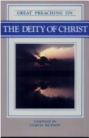 Great Preaching on the Deity of Christ (Great Preaching On...) PDF