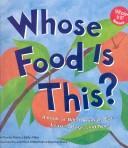 Whose Food Is This? PDF