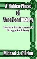 A Hidden Phase Of American History