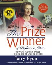 The Prize Winner of Defiance, Ohio Movie Tie-in PDF