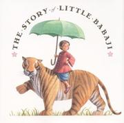Cover of: The story of Little Babaji by Helen Bannerman