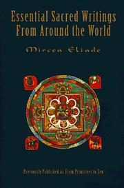 Essential Sacred Writings From Around the World PDF