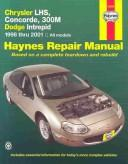 Chrysler LH-series automotive repair manual by John Harold Haynes