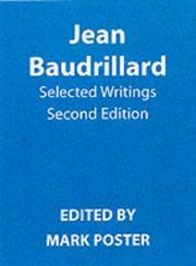 Jean Baudrillard PDF