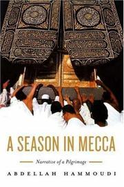 A Season in Mecca PDF