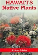 Hawaii's Native Plants PDF