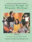 Famous People of Hispanic Heritage: Famous People of Hispanic Heritage by Barbara J. Marvis