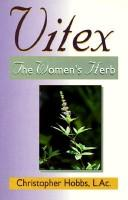 Vitex by Christopher Hobbs