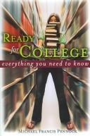 Ready for College by Michael Pennock