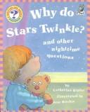 Why Do Stars Twinkle? by Catherine Ripley