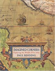 Imagined corners by Paul Binding