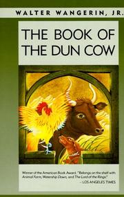Cover of: The Book of the Dun Cow by Walter Wangerin