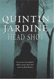 Head Shot by Quintin Jardine