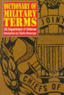 Dictionary of Military Terms PDF