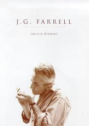 Cover of: J.G. Farrell by Lavinia Greacen