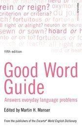 Good Word Guide PDF
