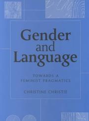 Gender and language PDF