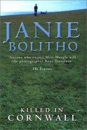 Killed in Cornwall by Janie Bolitho