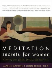 Meditation Secrets for Women PDF