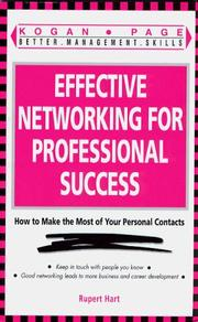 Effective Networking for Professional Success PDF