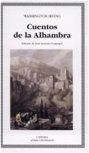 Cuentos de la Alhambra by Washington Irving