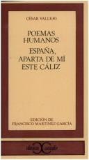 Poemas humanos by César Vallejo