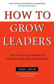How to Grow Leaders PDF