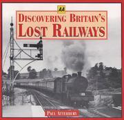 Discovering Britain's Lost Railways PDF