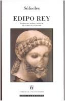 Cover of: Edipo rey by Sophocles