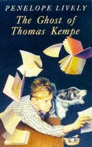 The ghost of Thomas Kempe PDF