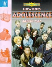 How Does Adolescence Affect Me? (Health & Fitness) PDF
