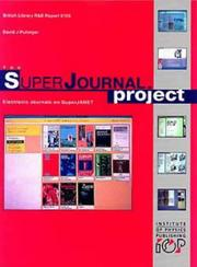 The SuperJournal Project PDF