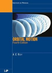 Orbital motion by A. E. Roy