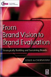 From Brand Vision to Brand Evaluation PDF