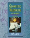 Geometric tolerancing by Richard S. Marrelli