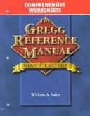 Gregg Reference Manual, Basic Worksheets PDF
