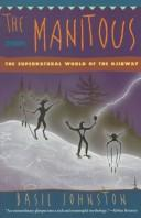 The Manitous by Basil Johnston