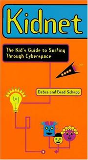 Cover of: Kidnet by Debra Schepp, Brad Schepp