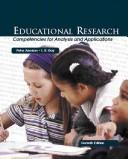 Educational research by L. R. Gay