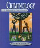 Criminology by Steven E. Barkan