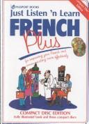 Just Listen 'N Learn French Plus (Just Listen N' Learn) PDF