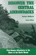 Discover the Central Adirondacks by Barbara McMartin