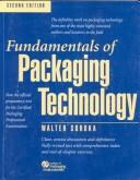 Fundamentals of packaging technology by W. Soroka