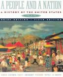 A People and a Nation: A History of the United States :Since 1865