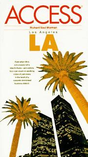Cover of: Access Los Angeles by Richard Saul Wurman