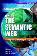 TOWARDS THE SEMANTIC WEB PDF